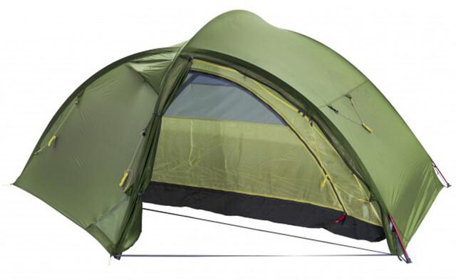 Helsport Reinsfjell Superlight 3 Tent grön